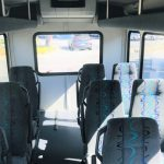 Ford Transit 9 passenger charter shuttle coach bus for sale - Gas 5