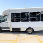 Ford Transit 9 passenger charter shuttle coach bus for sale - Gas 4