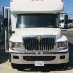 International UC 32 passenger charter shuttle coach bus for sale - Diesel 2