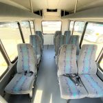 Ford Transit 9 passenger charter shuttle coach bus for sale - Gas 7