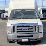 Ford E450 27 passenger charter shuttle coach bus for sale - Gas 2