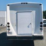 International UC 32 passenger charter shuttle coach bus for sale - Diesel 4