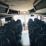 Van Hool  56 passenger charter shuttle coach bus for sale - Diesel 7