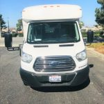 Ford Transit 9 passenger charter shuttle coach bus for sale - Gas 2