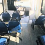 Chevy Express C3500 7 passenger charter shuttle coach bus for sale - Gas 7
