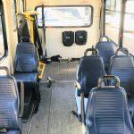 Chevy Express C3500 7 passenger charter shuttle coach bus for sale - Gas 6