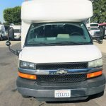 Chevy Express C3500 7 passenger charter shuttle coach bus for sale - Gas 3