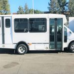 Chevy Express C3500 7 passenger charter shuttle coach bus for sale - Gas 2