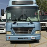 Chevy Workhorse 21 passenger charter shuttle coach bus for sale - CNG 3