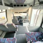 Ford E450 21 passenger charter shuttle coach bus for sale - Gas 7