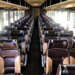 Freightliner M2 49 passenger charter shuttle coach bus for sale - Diesel 5