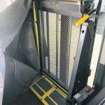 Ford F750 48 passenger charter shuttle coach bus for sale - Diesel 8