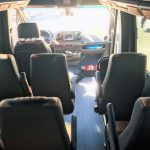 Mercedes 16 passenger charter shuttle coach bus for sale - Diesel 2