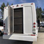 Ford F750 48 passenger charter shuttle coach bus for sale - Diesel 5