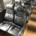 Ford F750 48 passenger charter shuttle coach bus for sale - Diesel 10
