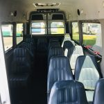 Sprinter 15 passenger charter shuttle coach bus for sale - Diesel 6