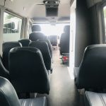 Sprinter 15 passenger charter shuttle coach bus for sale - Diesel 7