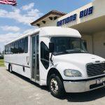 Freightliner 39 passenger charter shuttle coach bus for sale - Diesel 1