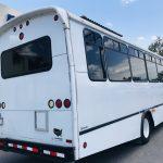 Freightliner 39 passenger charter shuttle coach bus for sale - Diesel 3