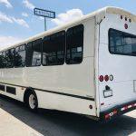 Freightliner 39 passenger charter shuttle coach bus for sale - Diesel 5