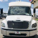 Freightliner 39 passenger charter shuttle coach bus for sale - Diesel 8