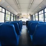 Freightliner 39 passenger charter shuttle coach bus for sale - Diesel 12