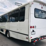 Freightliner 39 passenger charter shuttle coach bus for sale - Diesel 5