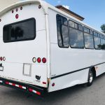 Freightliner 39 passenger charter shuttle coach bus for sale - Diesel 3