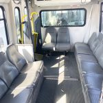 Chevy Workhorse 21 passenger charter shuttle coach bus for sale - CNG 8