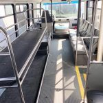 Chevy Workhorse 21 passenger charter shuttle coach bus for sale - CNG 6