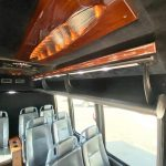 Ford E350  13 passenger charter shuttle coach bus for sale - Gas 9