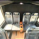 Ford E350  13 passenger charter shuttle coach bus for sale - Gas 10