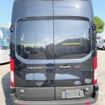 Ford Transit 13 passenger charter shuttle coach bus for sale - Gas 7