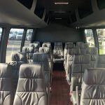 Ford E450 23 passenger charter shuttle coach bus for sale - Gas 11