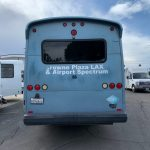 Chevy Workhorse 21 passenger charter shuttle coach bus for sale - CNG 5