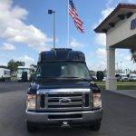 Ford E350 13 passenger charter shuttle coach bus for sale - Gas 2