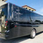 Freightliner M2 39 passenger charter shuttle coach bus for sale - Diesel 3