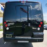 Freightliner M2 39 passenger charter shuttle coach bus for sale - Diesel 4