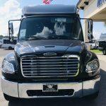 Freightliner M2 39 passenger charter shuttle coach bus for sale - Diesel 8