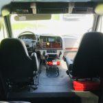 Freightliner M2 39 passenger charter shuttle coach bus for sale - Diesel 11