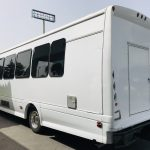 GMC 5500 29 passenger charter shuttle coach bus for sale - Diesel 6
