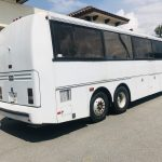 Van Hool 52 passenger charter shuttle coach bus for sale - Gas 3