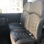 Ford E550 26 passenger charter shuttle coach bus for sale - Diesel 10