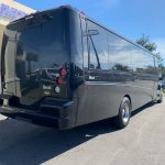 Freightliner M2 33 passenger charter shuttle coach bus for sale - Diesel 4
