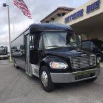 Freightliner 37 passenger charter shuttle coach bus for sale - Diesel 2
