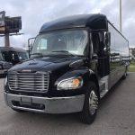 Freightliner 37 passenger charter shuttle coach bus for sale - Diesel 4
