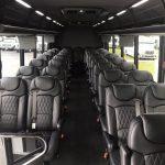 Freightliner 37 passenger charter shuttle coach bus for sale - Diesel 9