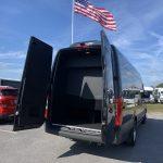 Mercedes 3500 13 passenger charter shuttle coach bus for sale - Diesel 4