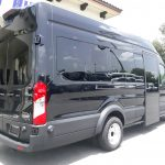 Ford 13 passenger charter shuttle coach bus for sale - Gas 3