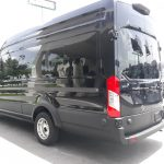 Ford 13 passenger charter shuttle coach bus for sale - Gas 6